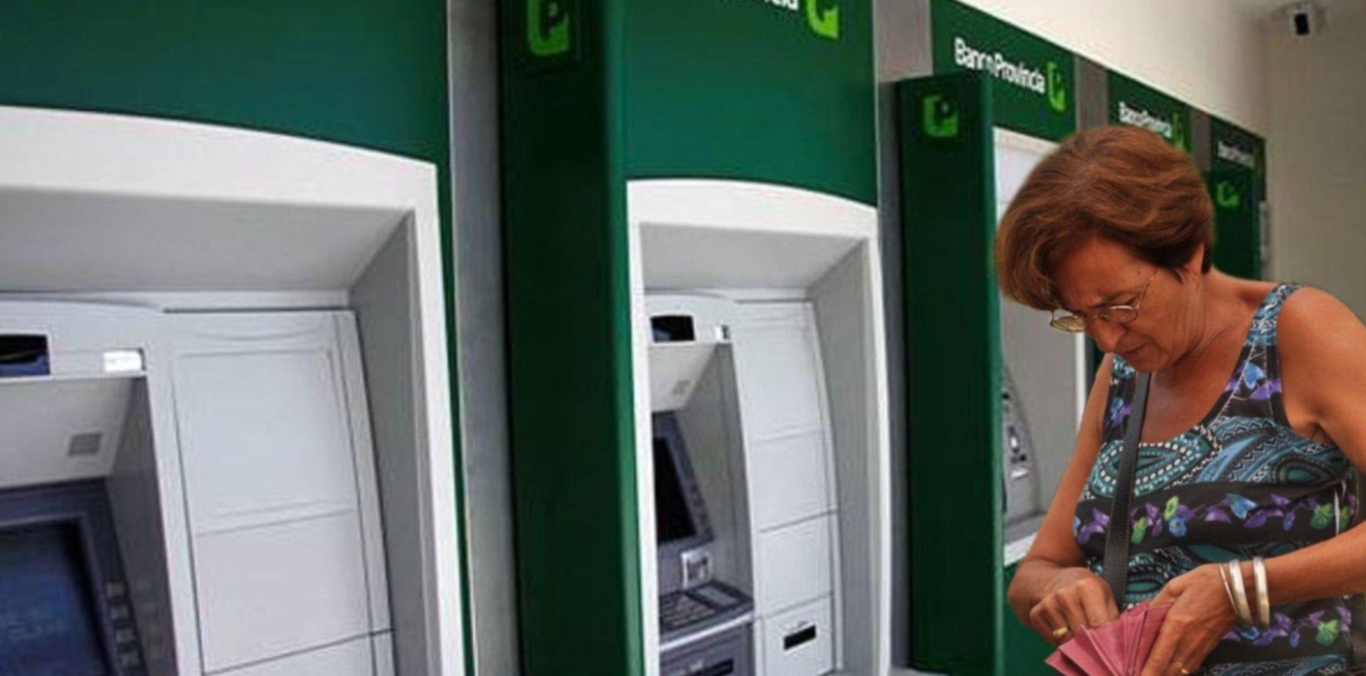El Banco Provincia evalúa habilitar una clave para jubilados que no usan tarjeta
