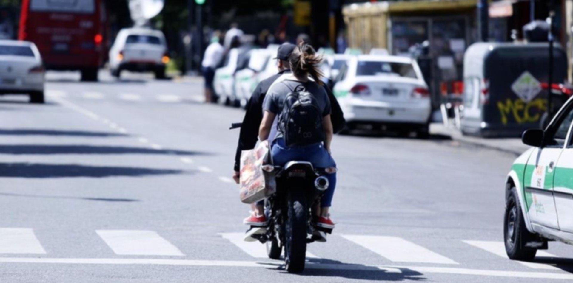Desde este fin de semana, a todos los que circulen sin casco se les secuestrará la moto