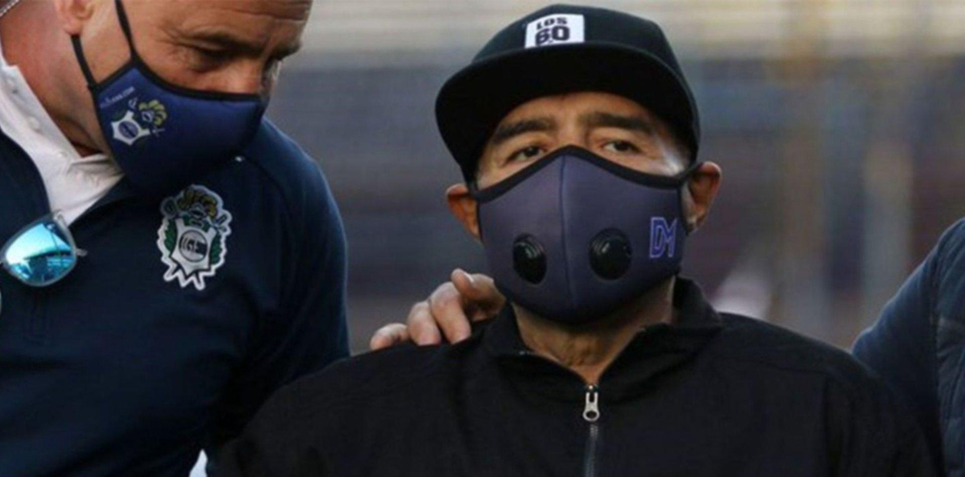 ¿Cuáles eran los dos pensamientos que atormentaban a Maradona días antes de morir?