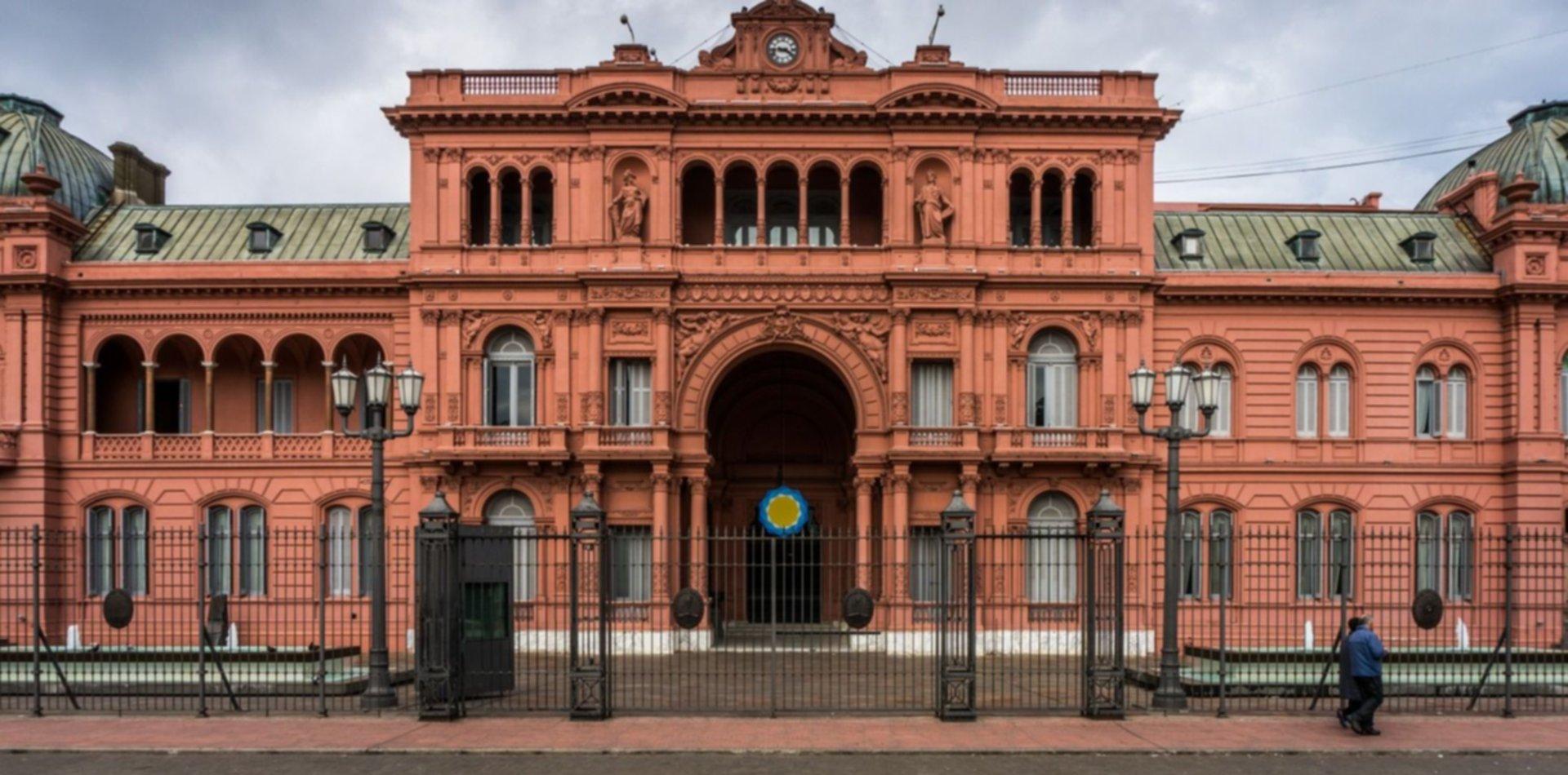 Cómo entrar a trabajar en la Casa Rosada: ¿qué buscan y cuáles son los requisitos?